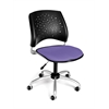 OFM Stars Swivel Chair, Blue